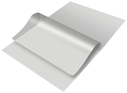 A4 Matt laminating pouches